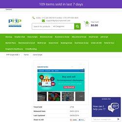 (Phpscriptsmall) Website Marketplace Script