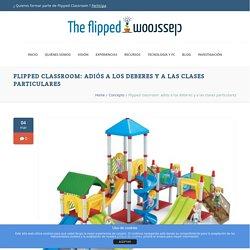 Flipped classroom: adiós a los deberes y a las clases particulares