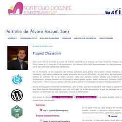 Flipped Classroom - Portfolio de Álvaro Pascual Sanz