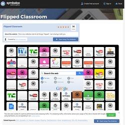 Flipped Classroom- Symbaloo Gallery