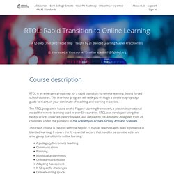 Flipped Learning Certification Level - I