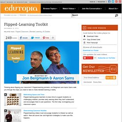 Flipped-Learning Toolkit
