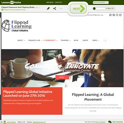 Flipped Learning Network Ning