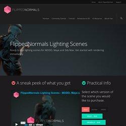 FlippedNormals Lighting Scenes