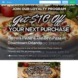 Flippers Pizzeria:The Best Pizza in Downtown Orlando (with image) · flipperspizzaus