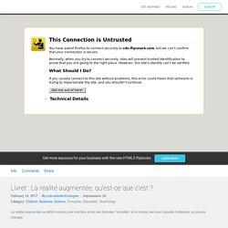 FlipSnack - Livret : La... by Lebusdestechnologies
