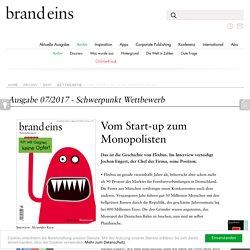 Flixbus: Vom Start-up zum Monopolisten