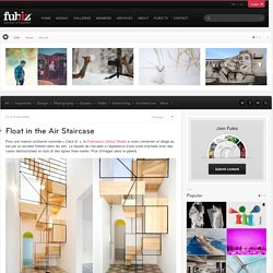 Float in the Air Staircase