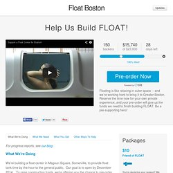 Float Boston