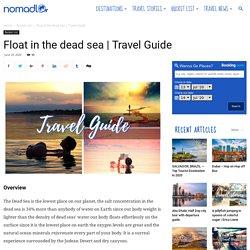 Travel Guide - NOMADLO