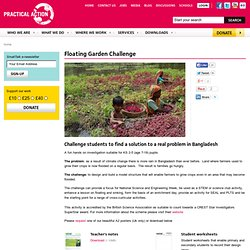 Floating Garden Challenge