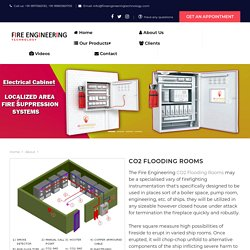 CO2 Flooding Rooms Manufacturer