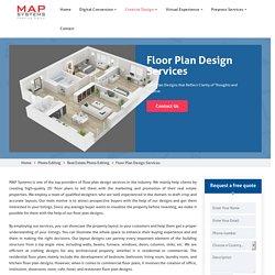 Floor Plan Design Services