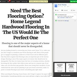 Where to Get Hardwood Flooring?