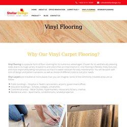 Leading Vinyl Flooring Solution - The Best Quality Vinyl Flooring Malaysia