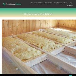 Suspended Floor Insulation