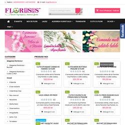 Livrare flori la domiciliu Cluj-Napoca