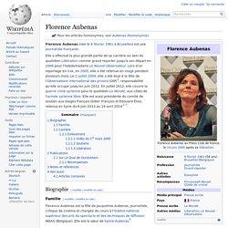 Florence Aubenas