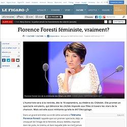 Florence Foresti féministe, vraiment?
