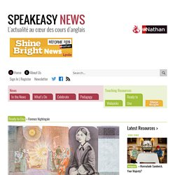 Florence Nightingale – Speakeasy News