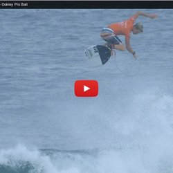 John John Florence: 10 Point Air - Oakley Pro Bali