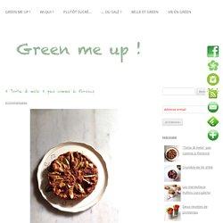 """""""Torta di mele"""" pas comme à Florence - Green me up ! - Cuisine bio végétale, écologie du quotidien"""