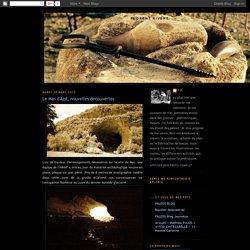 LIRE le Mas d'Azil préhistoire: nouvelles découvertes