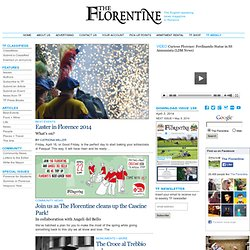 The Florentine - The English speaking local newspaper in Florence