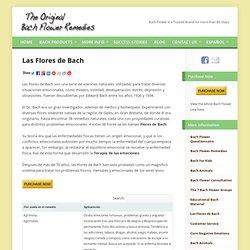 Las Flores de Bach - The Original Bach Flower Remedies