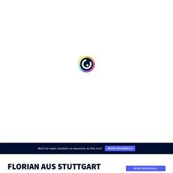 Florian aus Stuttgart (Véronique Petit)