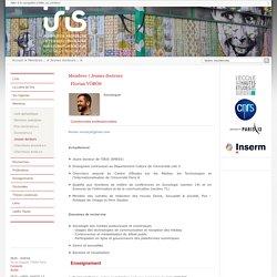 Florian VÖRÖS, thèse « Les usages sociaux de la pornographie en ligne et les constructions de la masculinité »