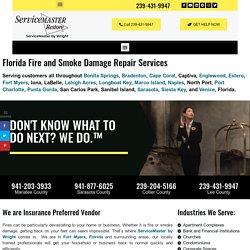 Florida Fire and Smoke Removal