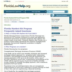 A guide to free and low-cost legal aid, assistance and services in Florida