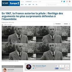 En 1967, la France autorise la pilule : florilège des arguments les plus surprenants défendus à l'Assemblée