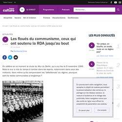Les floués du communisme, ceux qui ont soutenu la RDA jusqu'au bout