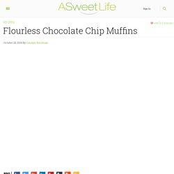 Flourless Chocolate Chip Muffins