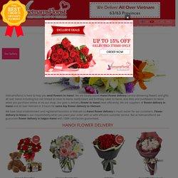 Flower Delivery Online In Hanoi - Vietnams Florist