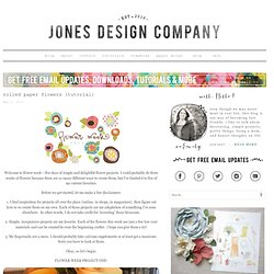 jones design company ⋅ create ⋅ decorate ⋅ celebrate