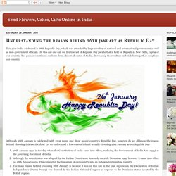 Understanding the reason behind 26th january as Republic Day