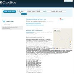 Flowmotion Entertainment Inc - Online Mobile Games Company