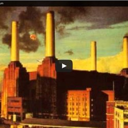 Pink Floyd Animals (vinyl) full album