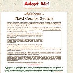 Floyd County, GA AHGP