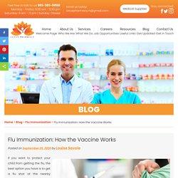 Flu Immunization: How the Vaccine Works