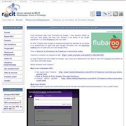 Flubaroo, un correcteur de formulaire Google