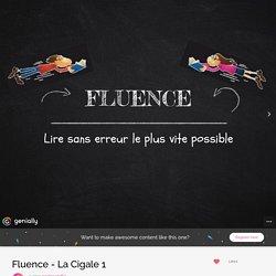 Fluence - La Cigale 1 by pauline.stoffel on Genial.ly