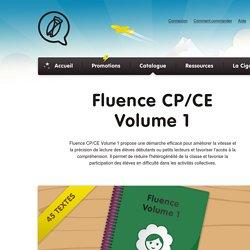 Fluence CP/CE Volume 1