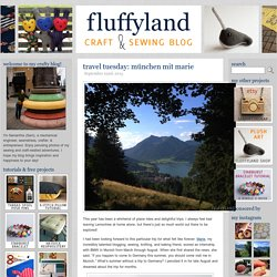 Fluffyland Craft & Sewing Blog