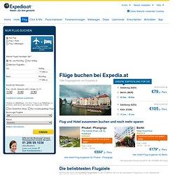 Billigflüge – Flüge Vergleichen & einen Flug bei Expedia günstiger buchen