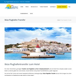 Ibiza Flughafen Transfer Sant Antoni Talamanca