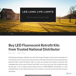 LED Fluorescent Retrofit Kits - Top Quality at Lowest Price